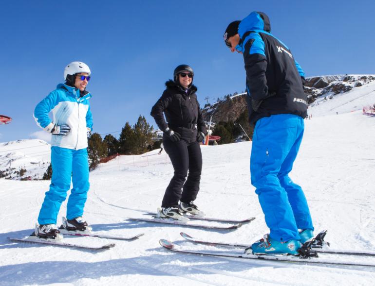 Ski-Lessons-Grandvalira